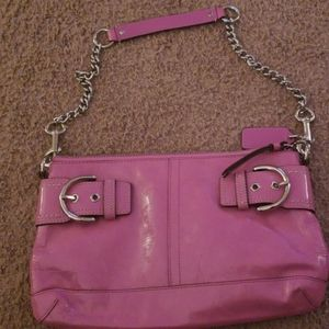 Coach authentic purse